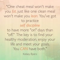 Fitness Friday - Cheat Day